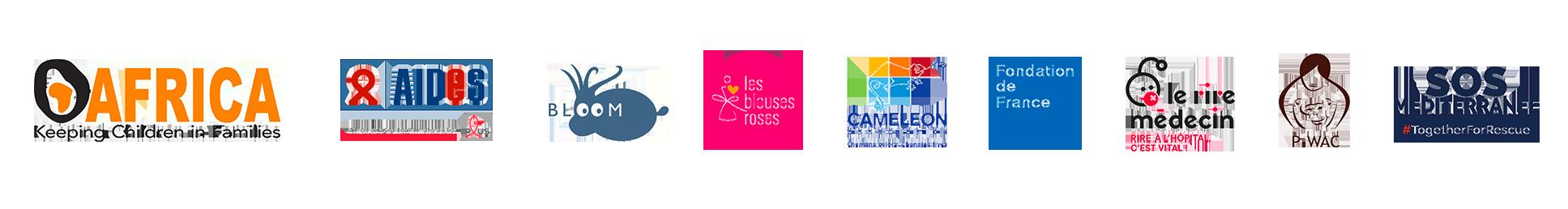 Soutenez des associations grâce à votre participation aux événements lesBigBoss